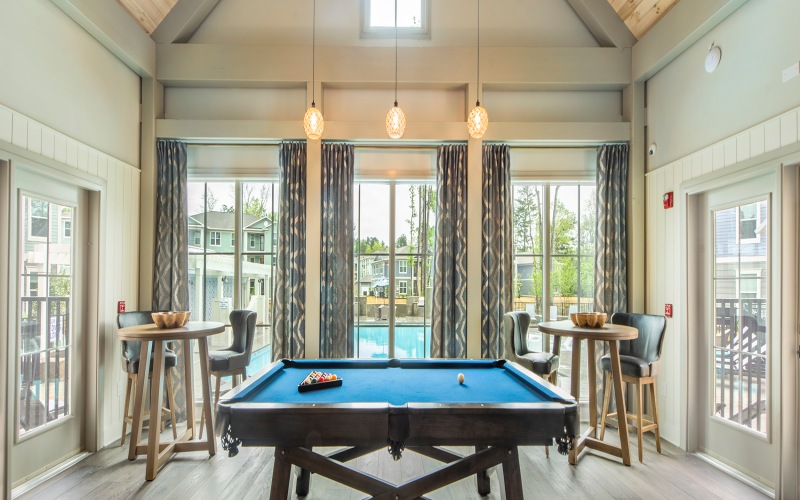 Amenities at Atlantic at Grand Oaks