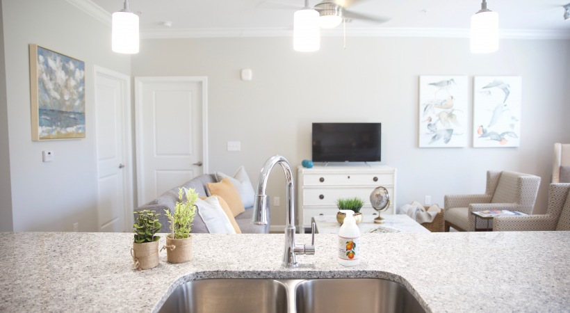 Over Sized Kitchen Islands